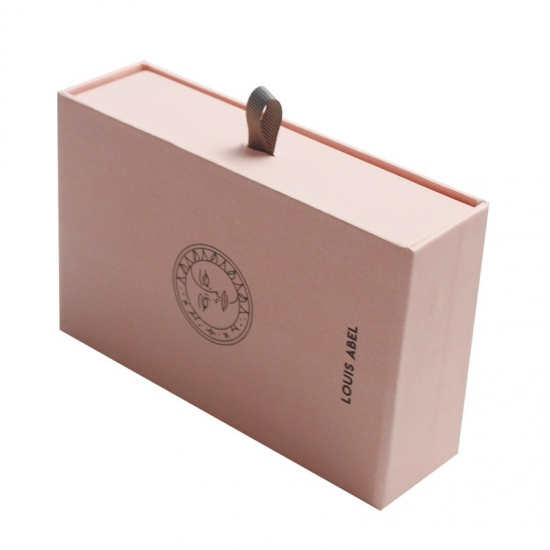 Small Size Jewelry Cardboard Drawer Boxes