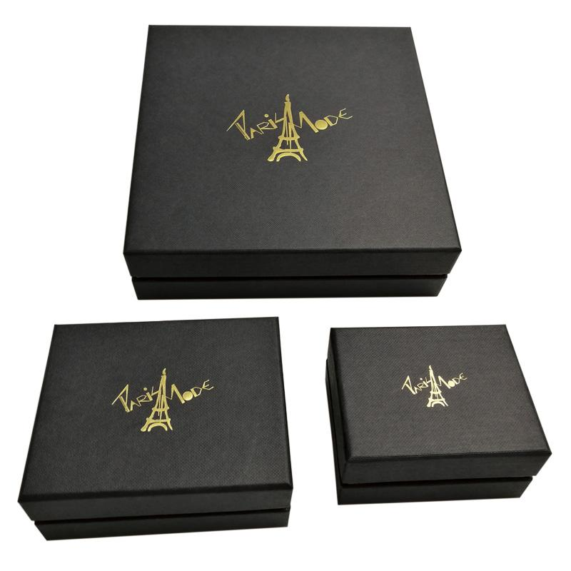 product packaging custom black boxes